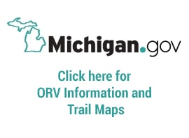 michican info and trail graphic
