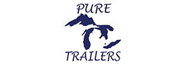 Image of Pure Trailers logo